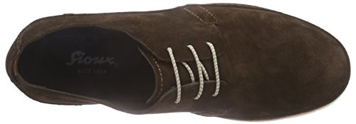 Sioux - Kajetan-s, Scarpe stringate Uomo Marrone (Marrone (testa di Moro))