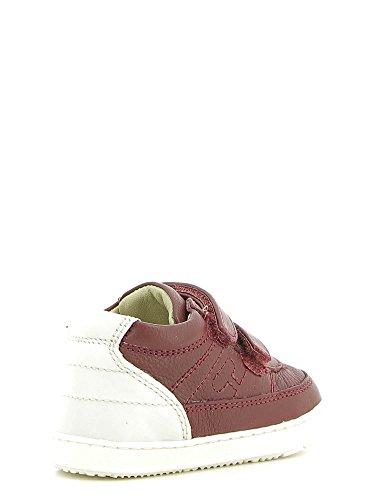 Chicco , Chaussures de ville à lacets pour garçon Bordeaux