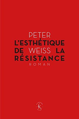 L'Esthétique de la résistance (ESTHETIQUE)