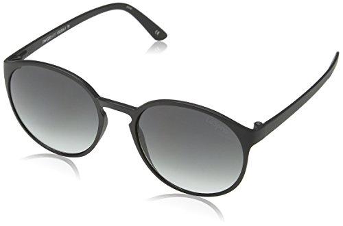 Le Specs Damen Sonnenbrille Swizzle Matte Black