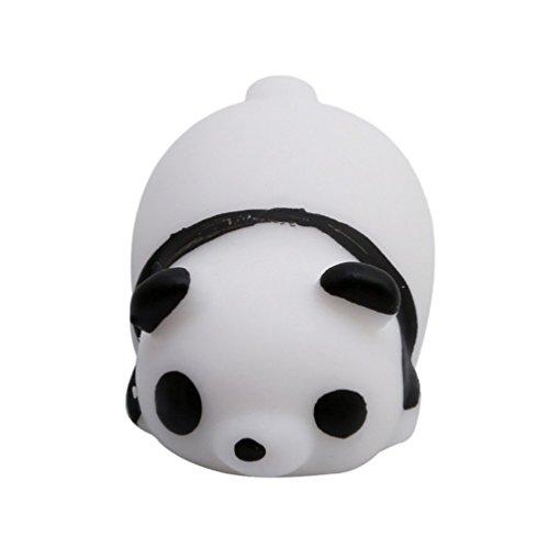 Kenmont Squishies Spielzeug weich Kawaii Langsam Aufstieg Stress Relief Toy Squishy Spielzeug für Erwachsene und Kinder (Panda)