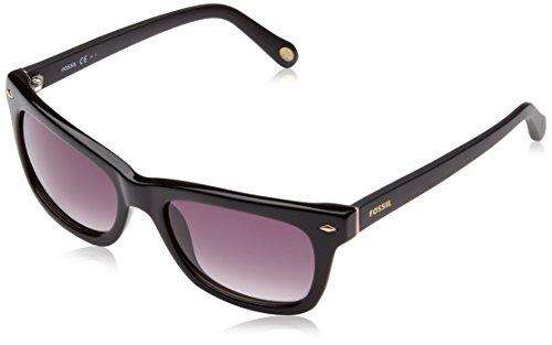 Fossil Unisex-Kinder Sonnenbrille Fos 2007/S, Schwarz (Black), 52 (Fossil Damen Sonnenbrille)