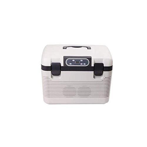 CHUXIANGJIAN 19L Liter Kapazität Elektrische Coolbox 240 V & 12 V DC Elektrische Kühlbox Kühler, Tragbare Absorption Coolbox