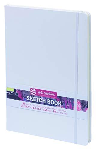 Art Création Sketch book noir A4...