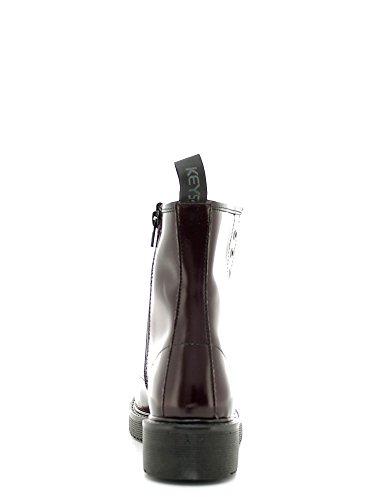 Stiefeletten Damen Stiefel Bordeaux Keys amp; 6tHAZqx