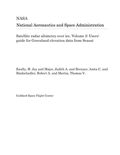 Satellite radar altimetry over ice. Volume 2: Users' guide for Greenland elevation data from Seasat