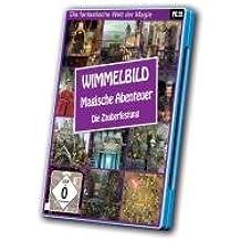 Wimmelbild - Magische Abenteuer - Die Zauberfestung