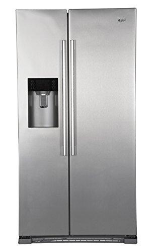 Haier HRF628IF6 - frigo américain (Autonome, Argent, Américain, A+, LED, SN, ST, Non)