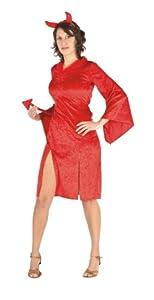 Humatt Perkins 51390 - Disfraz de diablesa para mujer