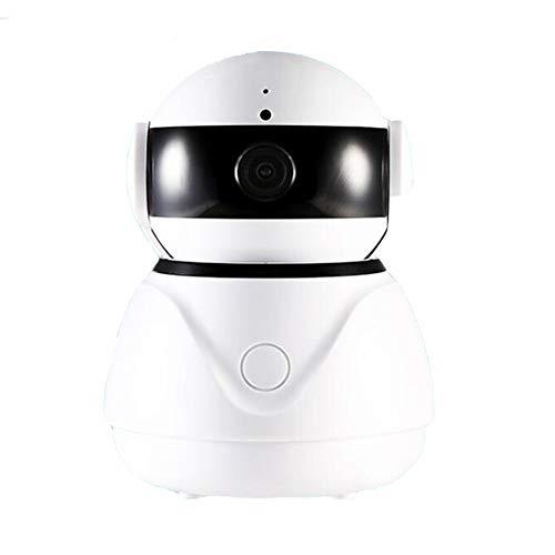 KCaNaMgAl Drahtlose Netzwerkkamera, Heimsicherheit 1080P HD WiFi-Innenkamera mit Nachtsicht-Zweiwege-Audio-Bewegungserkennung für Baby/ältere Menschen/Haustiere