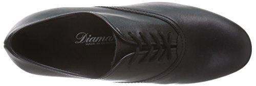DiamantDiamant - Scarpe da Ballo Uomo Nero (Nero (nero))