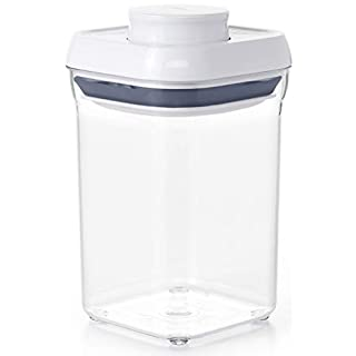OXO Pop Square Container, 0.9 Litre