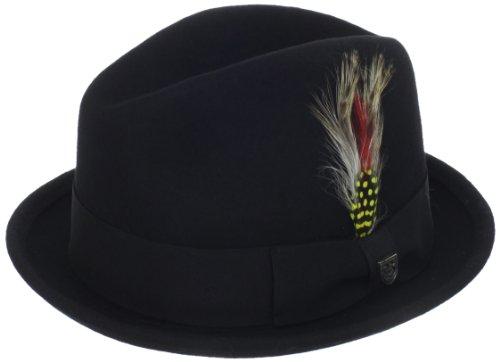 Brixton 0100 Chapeau Gain Noir