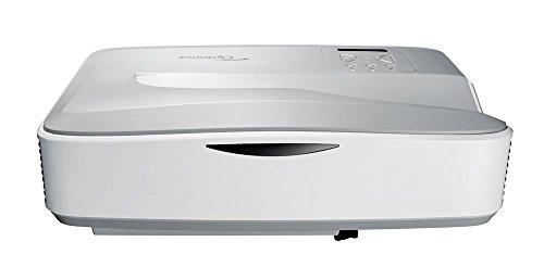 Optoma HZ40UST Laser Ultra Kurzdistanz Projektor (Full HD, 4000 Lumen, 2.000.000:1 Kontrast, - Laser-projektor 1080p