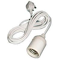 Ecotechnics - Portalampada Eco per lampade fluorescenti compatte (CFL)
