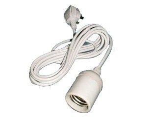 Ecotechnics Eco-Portalámparas para lámparas fluorescentes compactas (CFL)