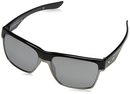 Oakley Herren 0OO9350 Sonnenbrille, Pink (Polished Black), 59