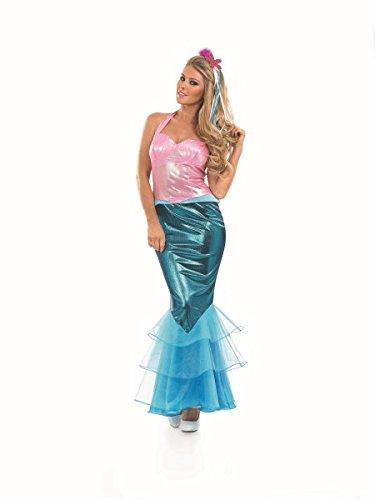 Meerjungfrau - Adult Kostüm - Klein - - Kleine Meerjungfrau-kostüme