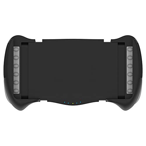 AWIS Multifunktions Teleskopisch Gamepad+10000 mAh Mobile Power+Kabelloses Laden füriOS iPhone,iPad, Android Phone,Tablets,Smart TV,TV Box,Windows PC