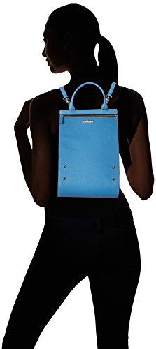 Damai Mini Goccia, Borsa a Zainetto Donna, 11 x 35 x 20 cm (W x H x L) Blu
