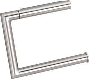 Hewi heinrich wilke 162.21.100XA porte-rouleau pour papier wC système 162 pour 1 rouleau de papier wC en acier inoxydable mat poli