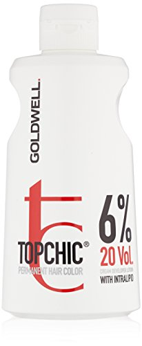 Goldwell Topchic Entwickler 6 prozent, 1 L, 1er Pack, (1x 1 L) -