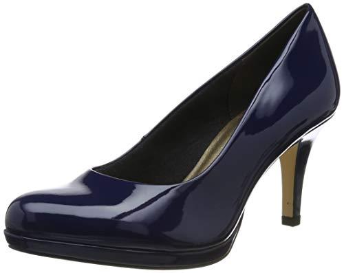 Tamaris 1-1-22444-23, Escarpins Femme, Bleu (Deep Blue...
