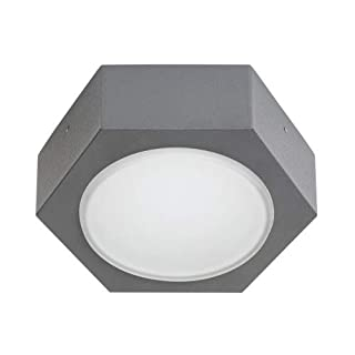 LED Außenwandleuchte Avola 9W 680lm 3000K IP54
