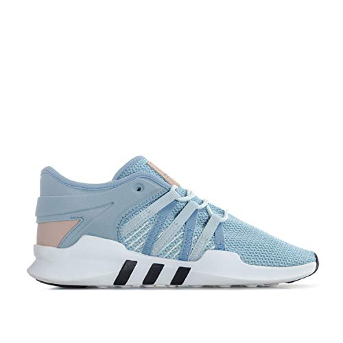 adidas Damen EQT Racing ADV W Gymnastikschuhe, Blau Tint S18/ash Blue S18/ftwr White, 37 1/3 EU - Adidas Racing Schuhe