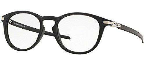 Ray-Ban Herren 0OX8149 Brillengestelle, Schwarz (Satin Black), 50