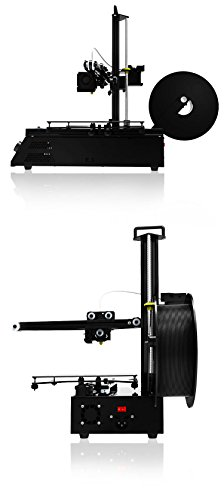 Tronxy Prusa i3 3D Drucker DIY Kit Full Metal Struktur mit MK3 Heatbed, Doppelventilatoren, HD LCD Display, Max Drucken Größe: 220 * 220 * 220 MM - 5