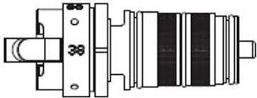 Cartucho termostático + volante (para ref.: 1.90.150, 90.135, 90.194, 90.280, 90.290)