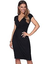 2893ed45aff7 Amazon.fr   robe noire classique - Femme   Vêtements