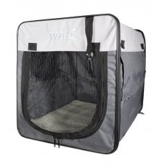 Henry Wag Folding Fabric Travel Crate from Henry Wag
