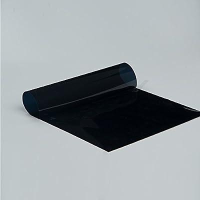 Hoho 1couche Colle Tint Auto solaire teinté pour vitres de voitures en verre Window film anti UV