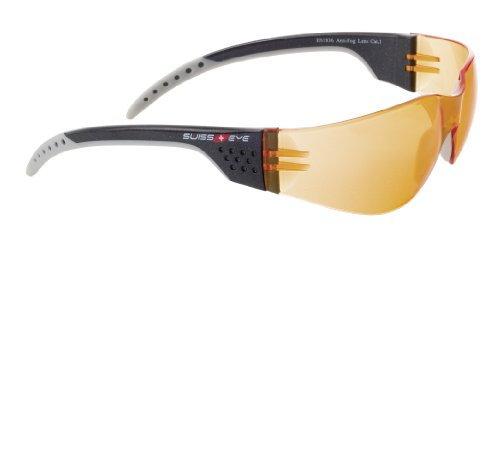 Swiss Eye Sportbrille Outbreak Luzzone S, black/grey, 14069