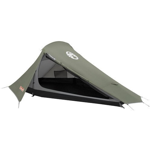 31UlZ8dYUuL. SS500  - Coleman Tent Bedrock 2, Ultra-Light 2 Man Hiking Tent, also Ideal for Camping in the Garden, Lightweight 2 Person Camping Tent, Waterproof, Quick Set Up, Sewn-in Groundsheet