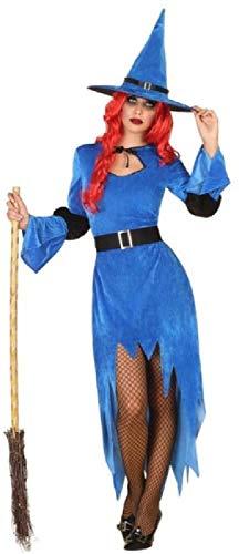 Fancy Me Damen Kostüm Gruselige Hexe Halloween Karneval Weltbuch-Kostüm Kostüm Outfit UK 8-22 Übergröße