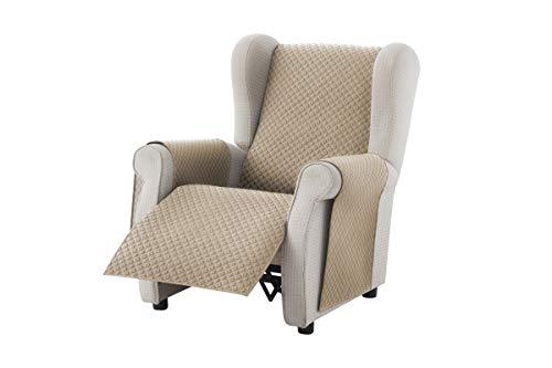 Textilhome - Funda Relax Cubre Sofá Dante