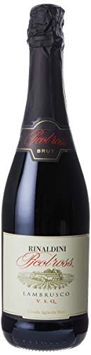 Rinaldini Spumante Lambrusco Picol Ross - 750 ml