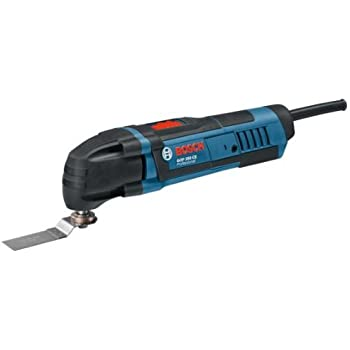 Bosch Professional GOP 250 CE Utensile Multifunzione, Impugnatura Ergonomica, 1.3 kg, Blu