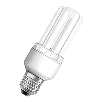 Osram - Lampe Fluocompacte 30W 230V E27 (Master Pl, Spiral Long Last, Dulux Intell)