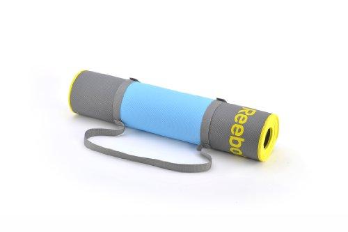 Reebok Yoga Matte Premium, cyan, RAYG-40022CY (Reebok Yoga)