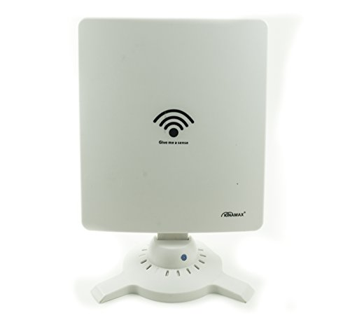 KINAMAX TS 9900 Antenna Ultra POTENTE AMPLIFICATORE WIFI USB Wireless 58dbi