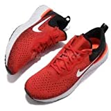 Nike Odyssey React, Chaussures d'Athlétisme Homme, Multicolore (Habanero Red/White/Black/Hyper Crimson 000), 42.5 EU