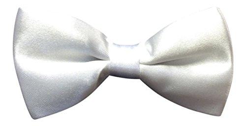 Sock Snob - Nœud papillon - Garçon Blanc