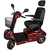 AIREL Scooter Mobility con Luces | Scooter Minusválidos | Vehículo De Movilidad | Moto Minusválidos | Moto Para.
