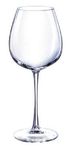 Cristal d'Arques 9209348 - Juego de copas para vino tinto (6 unidades,