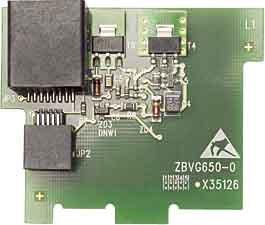 Preisvergleich Produktbild Siedle Zubehör Steckkarte Bus-Versorgung ZBVG 650-0, 2544257