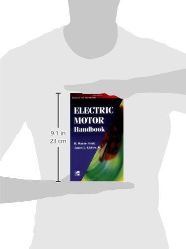 Electric Motor Handbook (Mcgraw-Hill Handbooks)